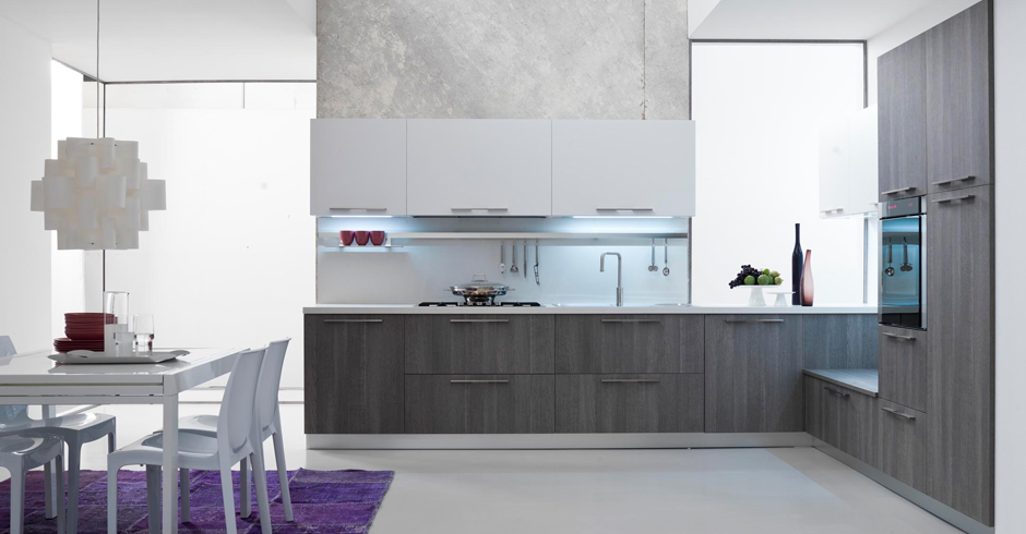 Awesome Cucine Moderne In Rovere Ideas - Home Design - joygree.info